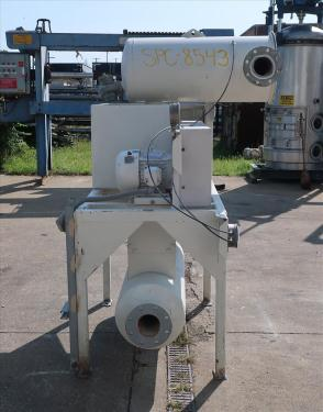 Blower up to 580 cfm, positive displacement blower MAC Equipment Inc., 5 hp