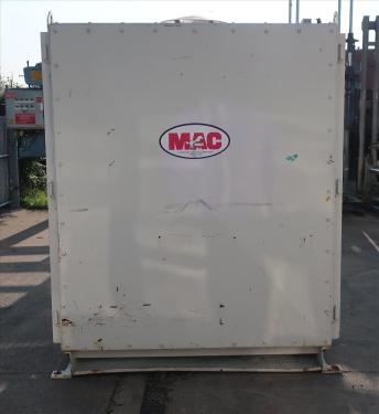 Blower up to 580 cfm, positive displacement blower MAC, 15 hp
