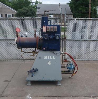 Mill Eiger Machinery horizontal media mill model 20L EXP SSE, 20 L, CS
