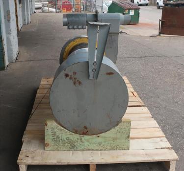 Blower centrifugal fan Quickdraft model MH-5 1/2, 7.5 hp, CS