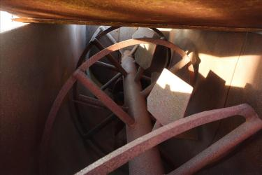 Mixer and Blender 50 cu. ft. capacity ribbon blender, 15 hp, CS