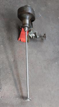 Agitator 1/3 hp Mixmor clamp-on agitator, model GA-13