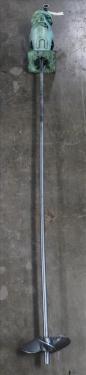 Agitator Nettco top mount agitator model NSDB-050, 83 long shaft, pneumatic