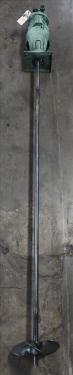 Agitator Nettco top mount agitator model NSGB-050, 83 long shaft, pneumatic