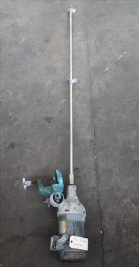 Agitator 1/3 hp electric Mixmor clamp-on agitator, model D-13