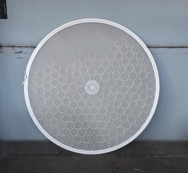 Vibratory Screener and Sifter spare part, Sweco 60 screen, Stainless Steel