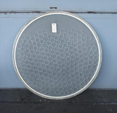Vibratory Screener and Sifter spare part, Sweco 48 screen, Stainless Steel